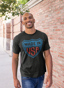 Made in USA T-shirt