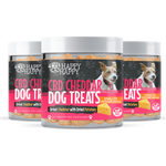 Load image into Gallery viewer, CBD Dog Treats, Cheese, Small to Medium Breeds