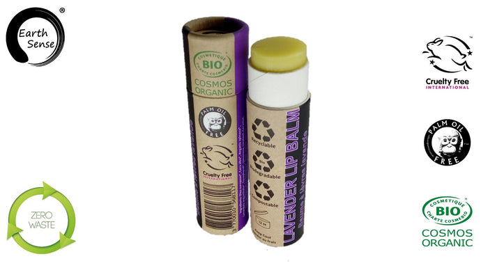 Earth Sense Organics - Organic Lavender Lip Balm 15ml