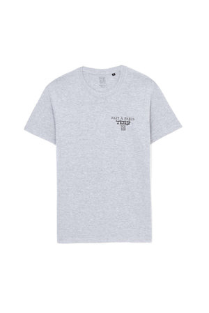 COUNTERFIT GRAY TEESHIRT