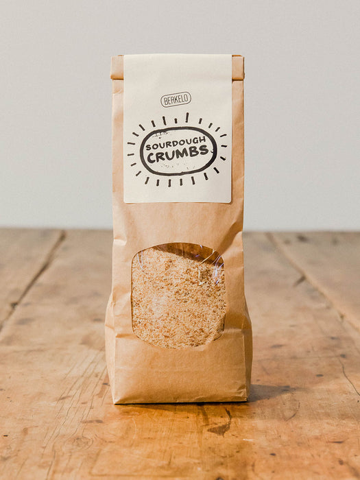 Berkelo Sourdough Breadcrumbs