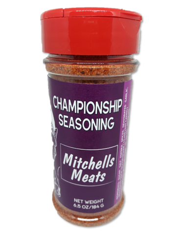 Mitchell's Meats Championship Seasoning