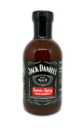 Jack Daniel's Sweet and Spicy BBQ Sauce