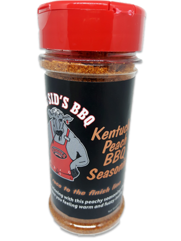Kentucky Peach BBQ Seasoning - Small