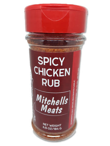 Mitchell's Meats Spicy Chicken Rub