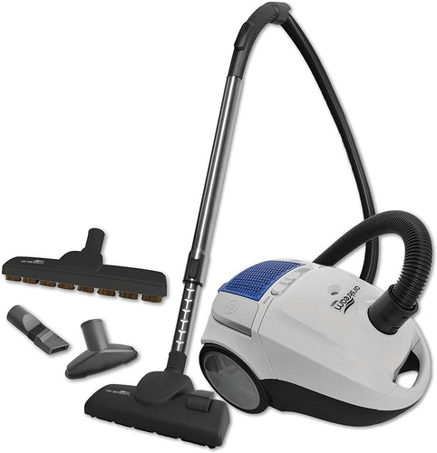 AirStream AS100 Canister Vacuum with Combination Tool - Mobile Vacuum