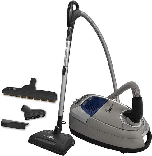 AirStream AS300 Canister Vacuum with Powerhead - Mobile Vacuum