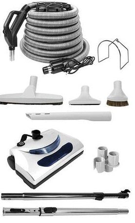 Canavac LS Deluxe Accessory (Attachment) Set - Mobile Vacuum