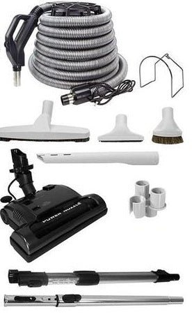 Canavac LS Power Accessory (Attachment) Set - Mobile Vacuum