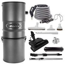 Load image into Gallery viewer, Canavac CV-587 Electric Central Vacuum Package - Mobile Vacuum