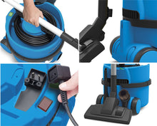 Load image into Gallery viewer, Numatic James Commercial Vacuum - Mobile Vacuum