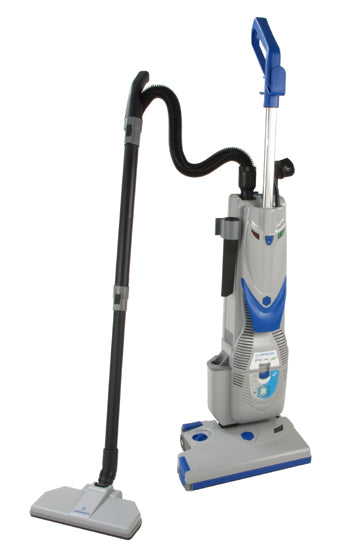 Lindhaus RX 380 Commercial Upright Vacuum - Mobile Vacuum
