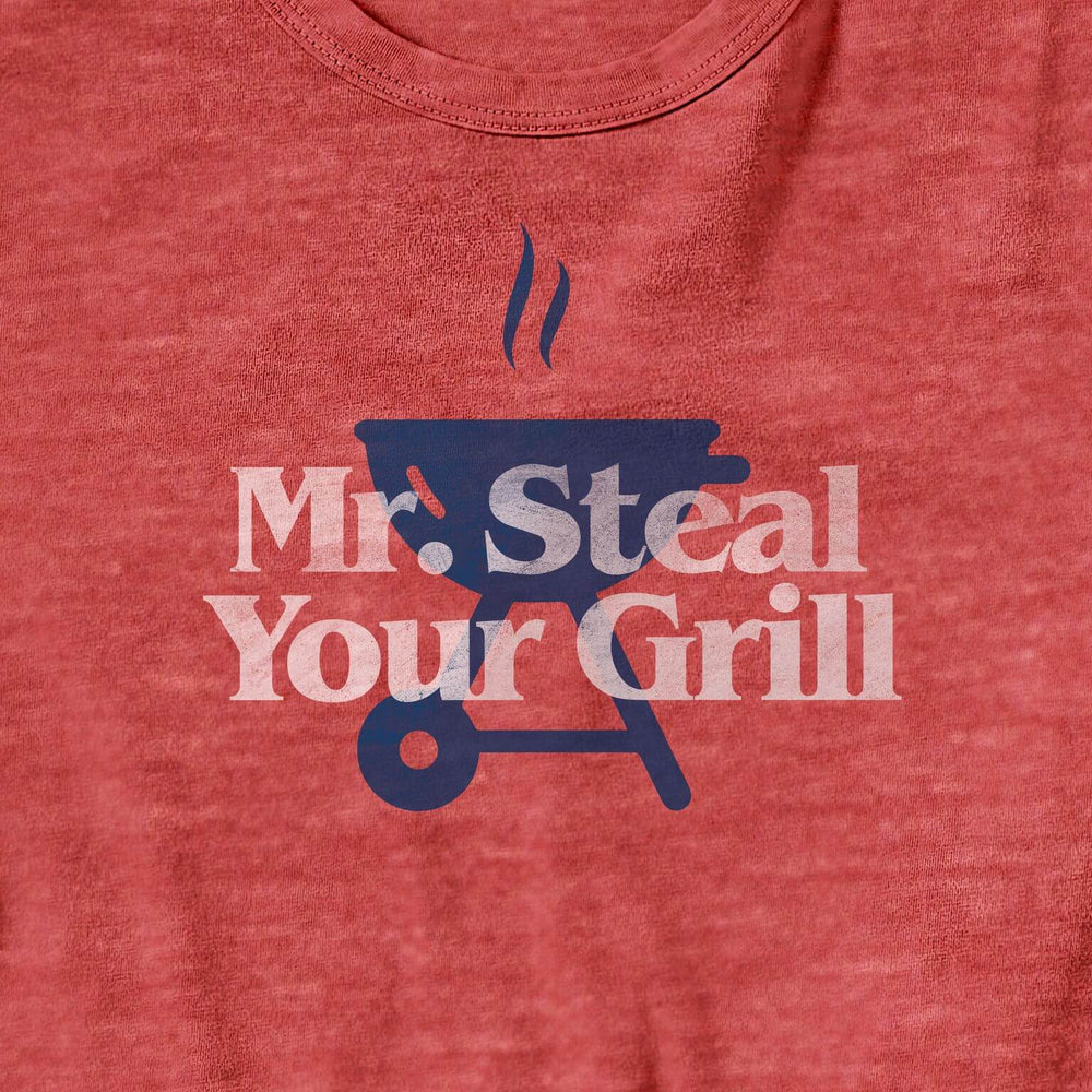 Load image into Gallery viewer, Mr. Steal Your Grill T-Shirt