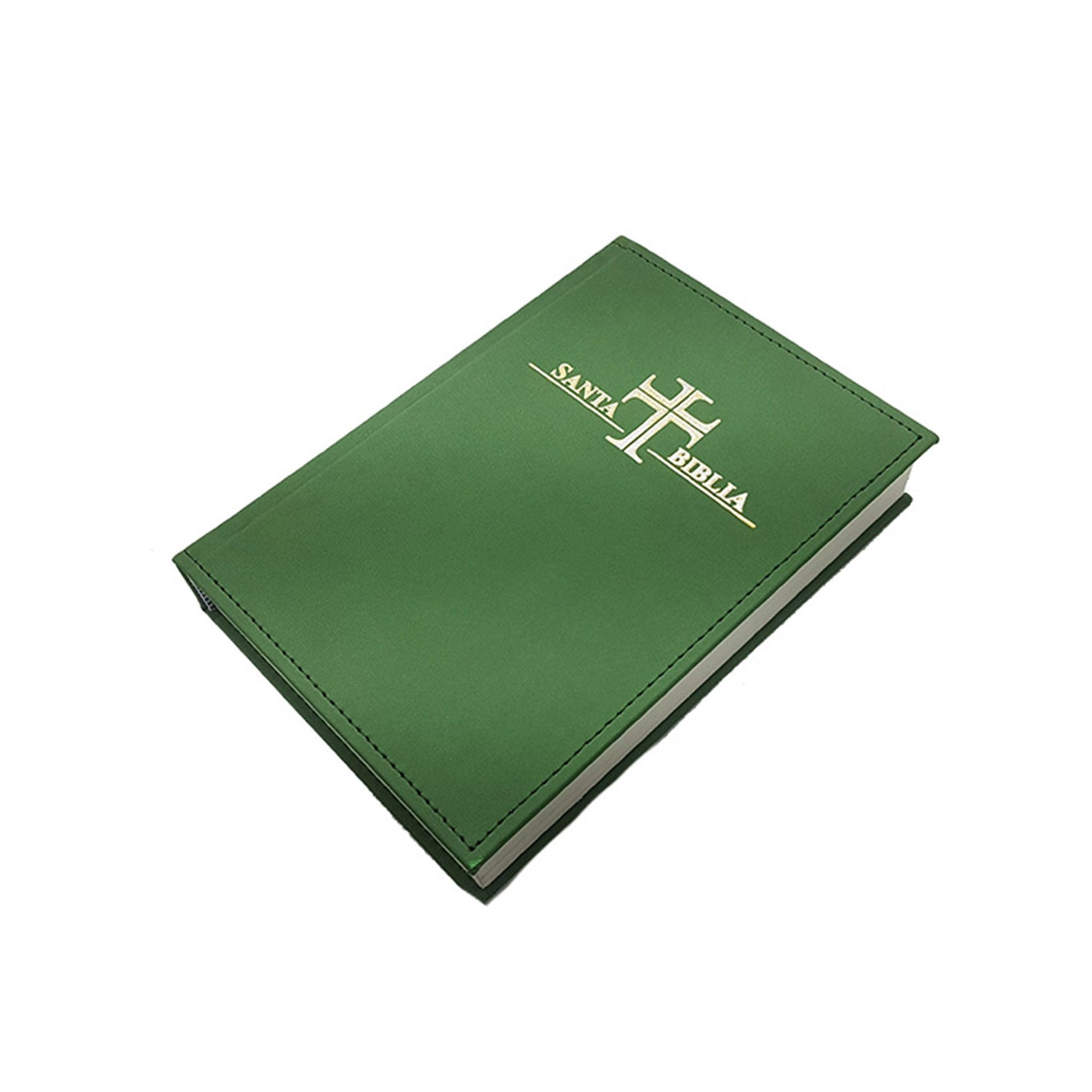 Biblia de Seguridad Top Secret Safe-Verde