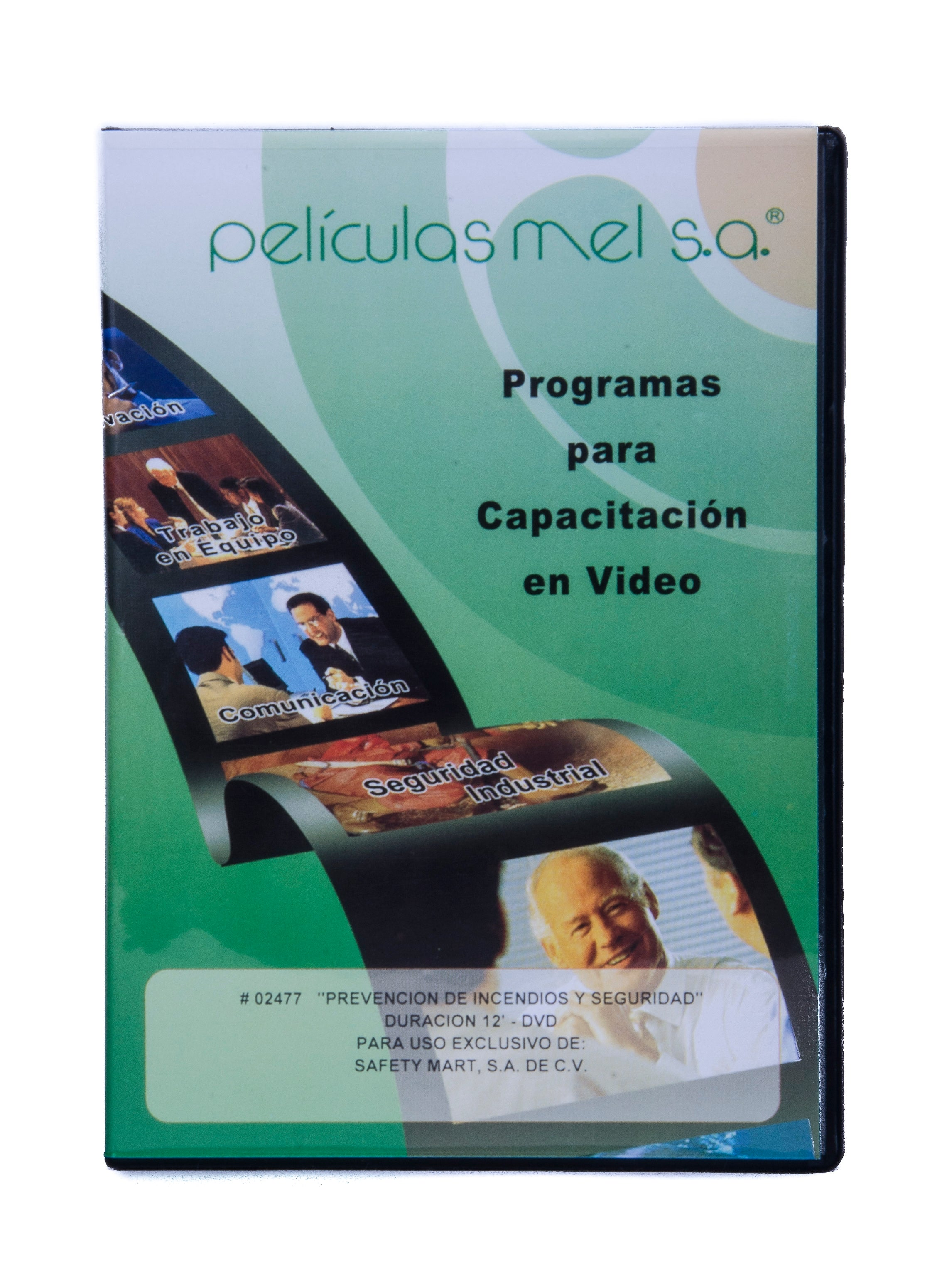 VIDEO-PREVENCION DE INC Y SEG- MEL