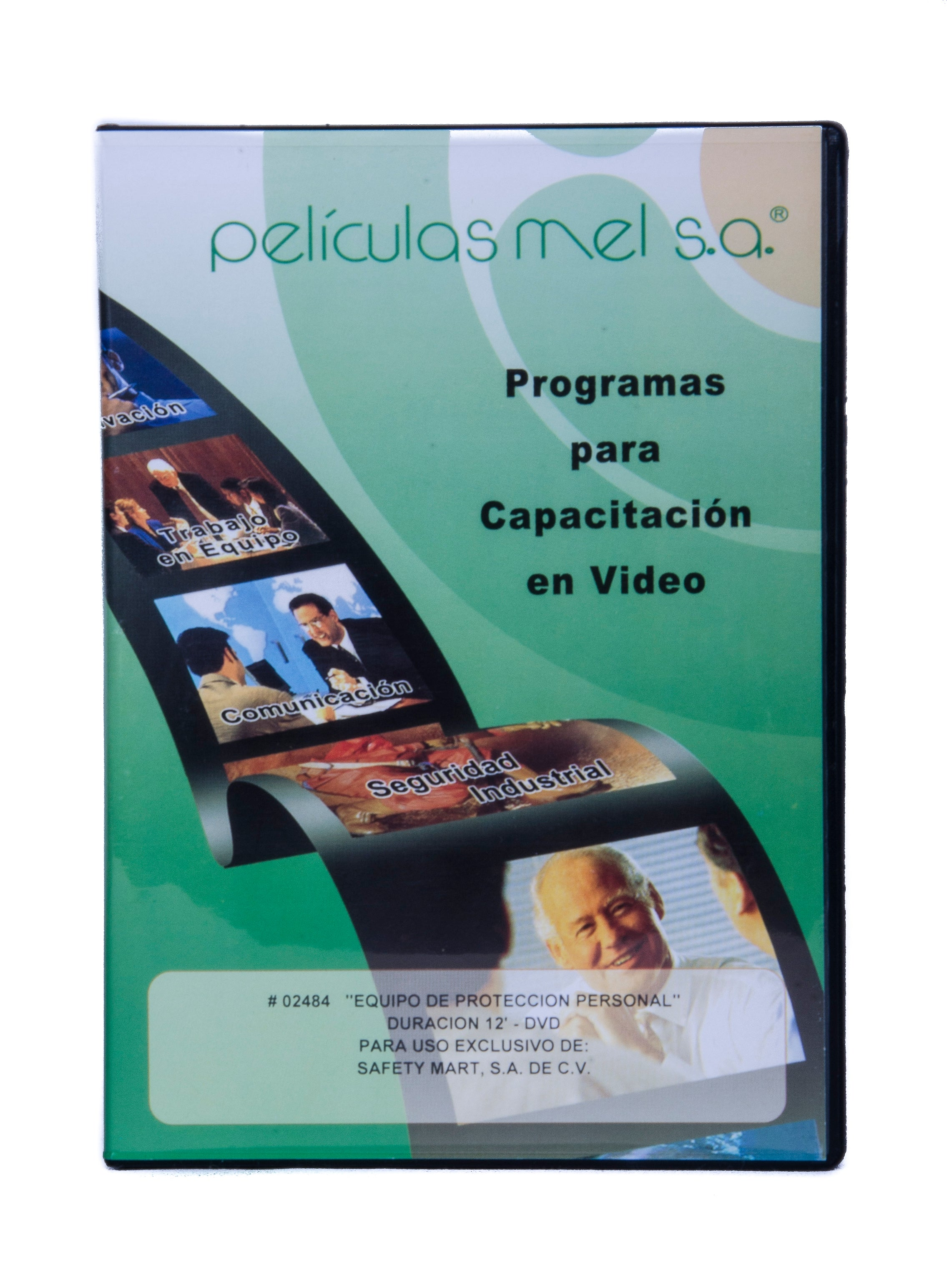 VIDEO-EQUIPO DE PROTECCION PERSONAL-MEL