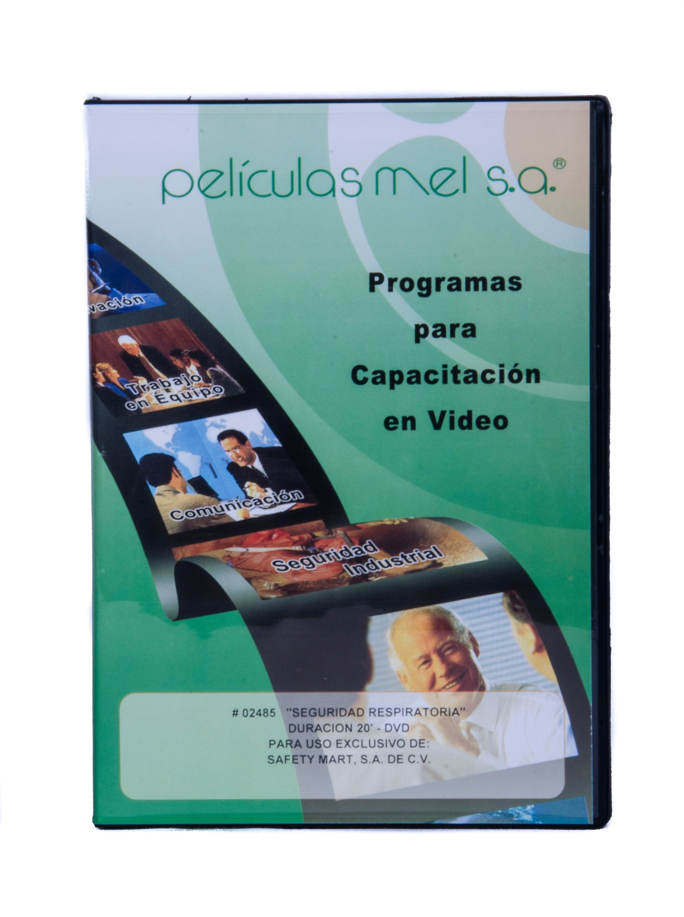 VIDEO-SEGURIDAD RESPIRATORIA-MEL