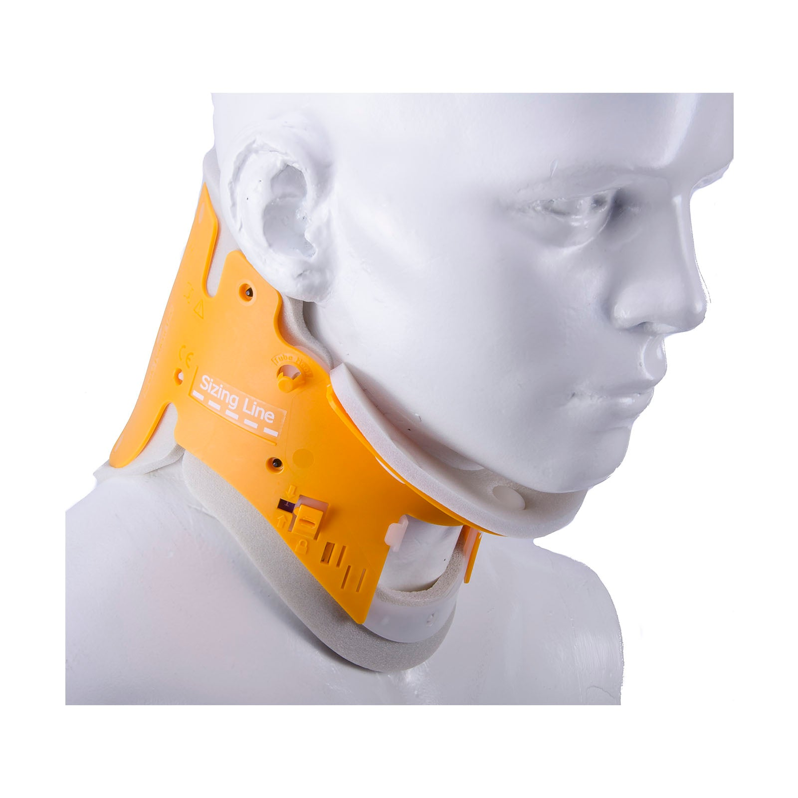 COLLARIN AJUSTABLE PEDIA CURAPLEX LM-207