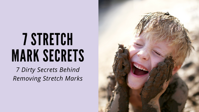 7 Dirty Secrets Behind Removing Stretch Marks