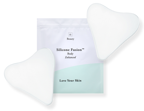 Silicone Fusion™ enhanced body patch