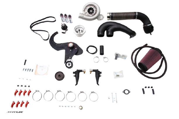 CNS Racing BMW E39 M5 SC600 Supercharger System