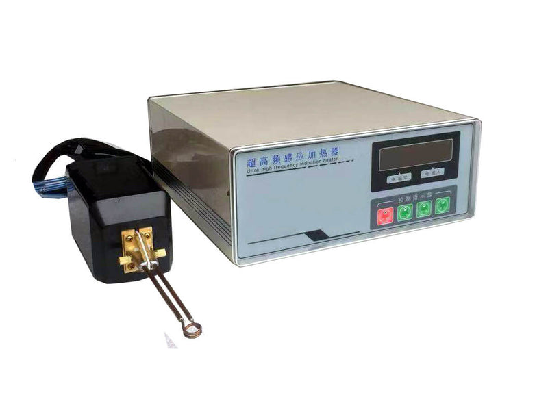 6KW Ultra High Frequency Induction Brazing Machine