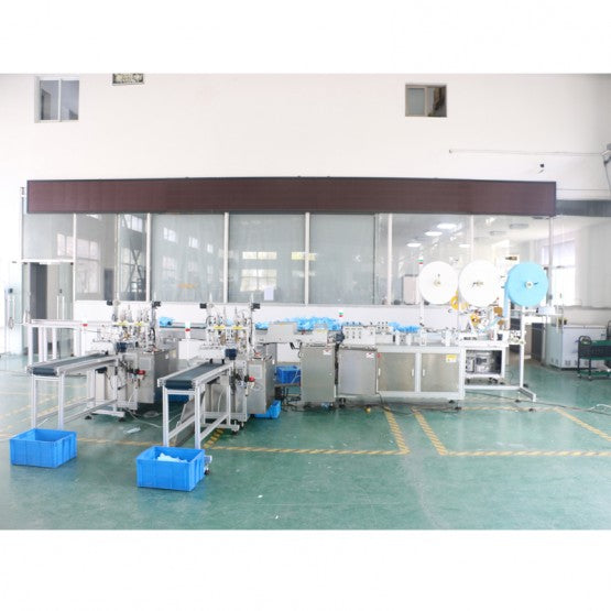 PTC-KZJ AUTOMATIC MASK PRODUCTION LINE