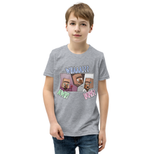Load image into Gallery viewer, Villager Anime Kids Short sleeve t-shirt