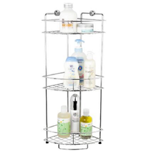 Load image into Gallery viewer, VRH 3-Tiered Corner Rack 275x200x630mm W105T