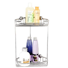 Load image into Gallery viewer, VRH 2-Tiered Corner Rack 230x160x355mm W302
