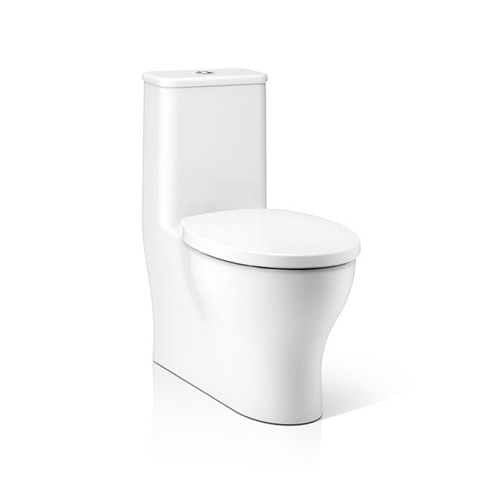 Axent Annie 1PC Washdown Watercloset w/ Seat & Cover W371-1031-M1