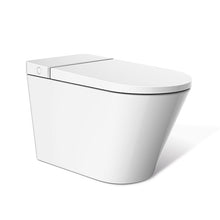 Load image into Gallery viewer, Axent Primus 1PC Tankless Toilet w/ Seat & Cover W330-0431-M1