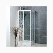 Load image into Gallery viewer, Sannora Square Shower Enclosure L6249
