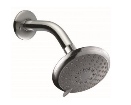 CAE 5jet Overhead Shower with Arm 53.115201