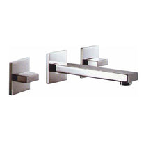 Load image into Gallery viewer, CAE Thena 3hole Wall Basin Mixer  76.1317C