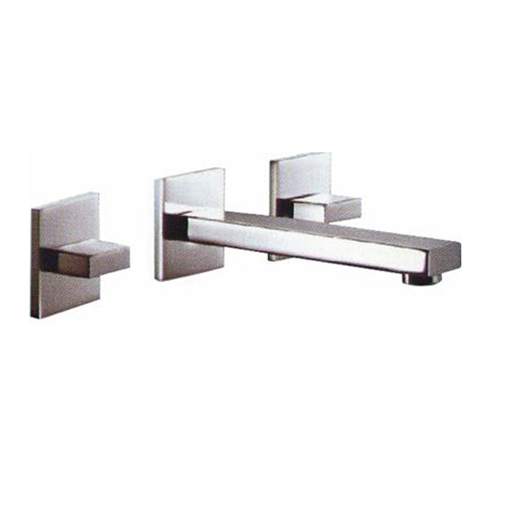 CAE Thena 3hole Wall Basin Mixer  76.1317C