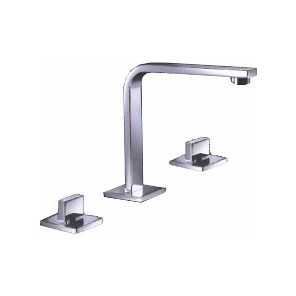 CAE Thena 3hole Basin Mixer with Pop-up 76.1337C