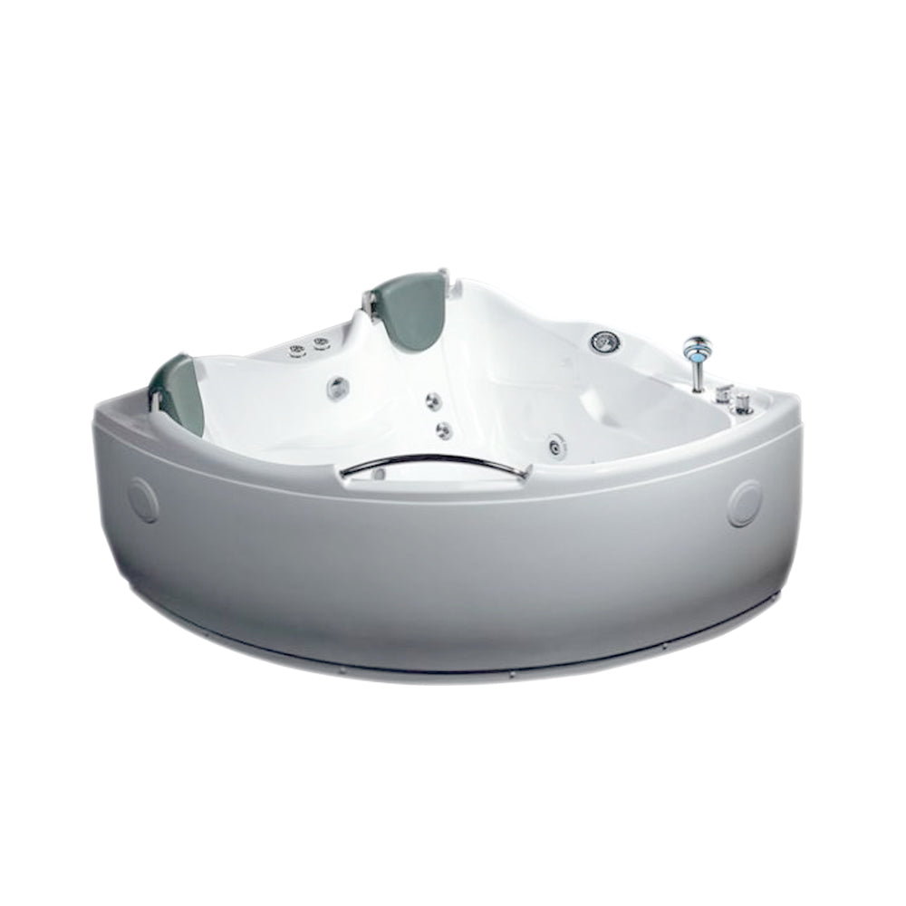 Eago Corner Whirltub for 2 RH 1510mm AM125JCW-1R