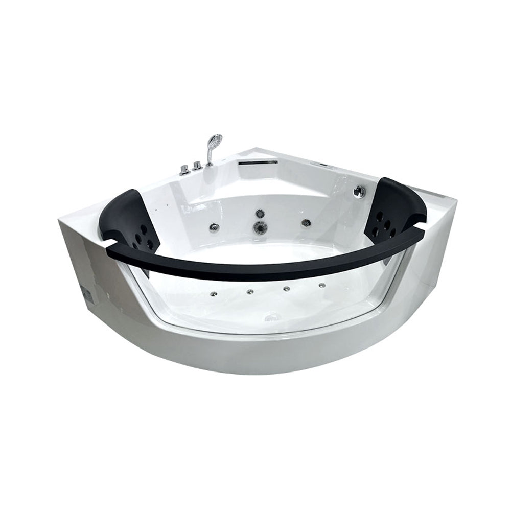 Eago Whirltub 1500 x 1500 x 600mm AM197JDTS1Z