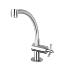 Load image into Gallery viewer, VRH New Cross Sink Pillar Tap B100023