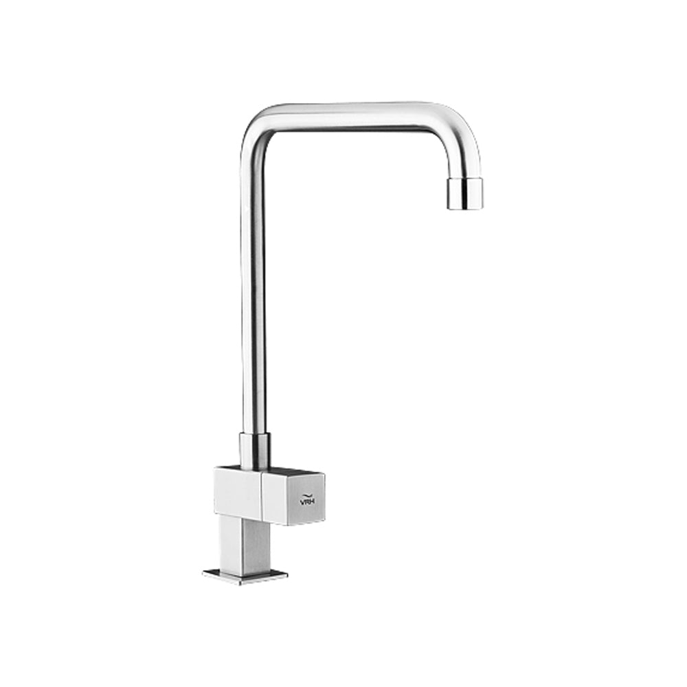 VRH Cube Sink Pillar Tap Cold B1000X1