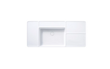 Load image into Gallery viewer, COTTO Patchwork Wall Hung Basin C0456-3