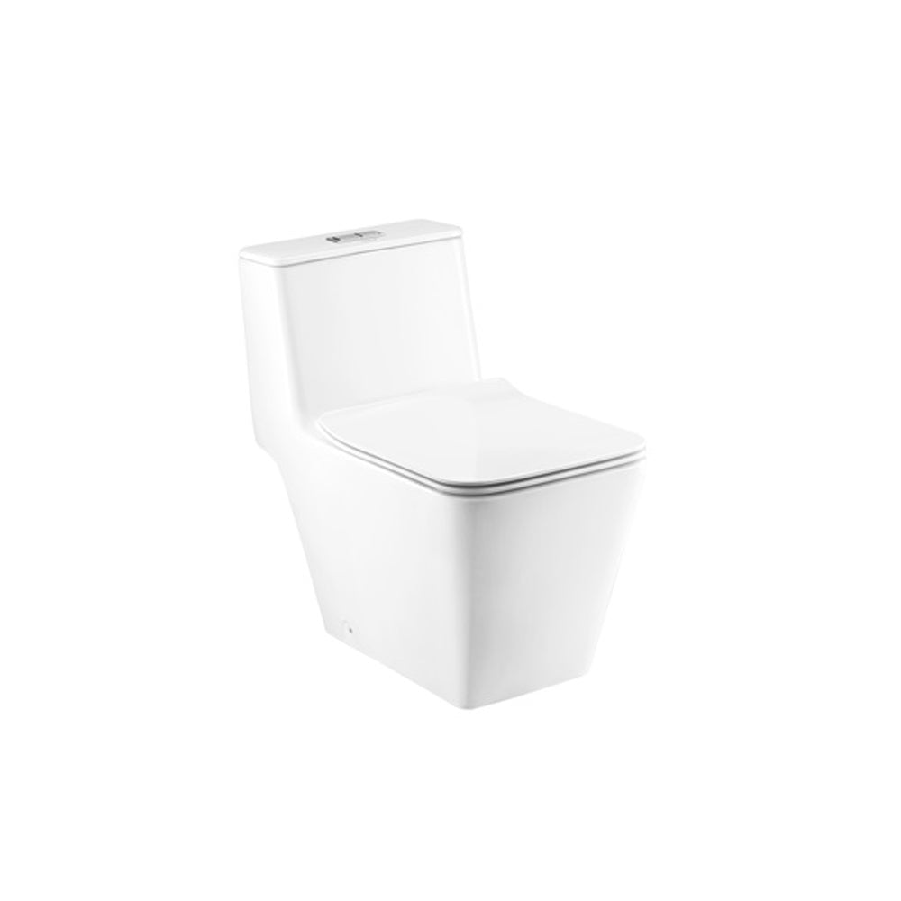 Cotto Simply Modish 1pc Toilet 2.5/4 lpf C10327