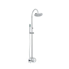 Load image into Gallery viewer, Linea CT Shower Pipe w/ Overhead & Handshower D255