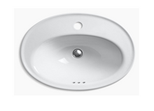 Load image into Gallery viewer, Kohler Lavatory Serif Self-Rim 1TH K2075T-1-0