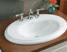 Load image into Gallery viewer, Kohler Lavatory Revival Self-Rim Cast Iron K2950T-8-0