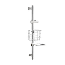 Load image into Gallery viewer, VRH Shower Bar w/ Wire Basket P00066S