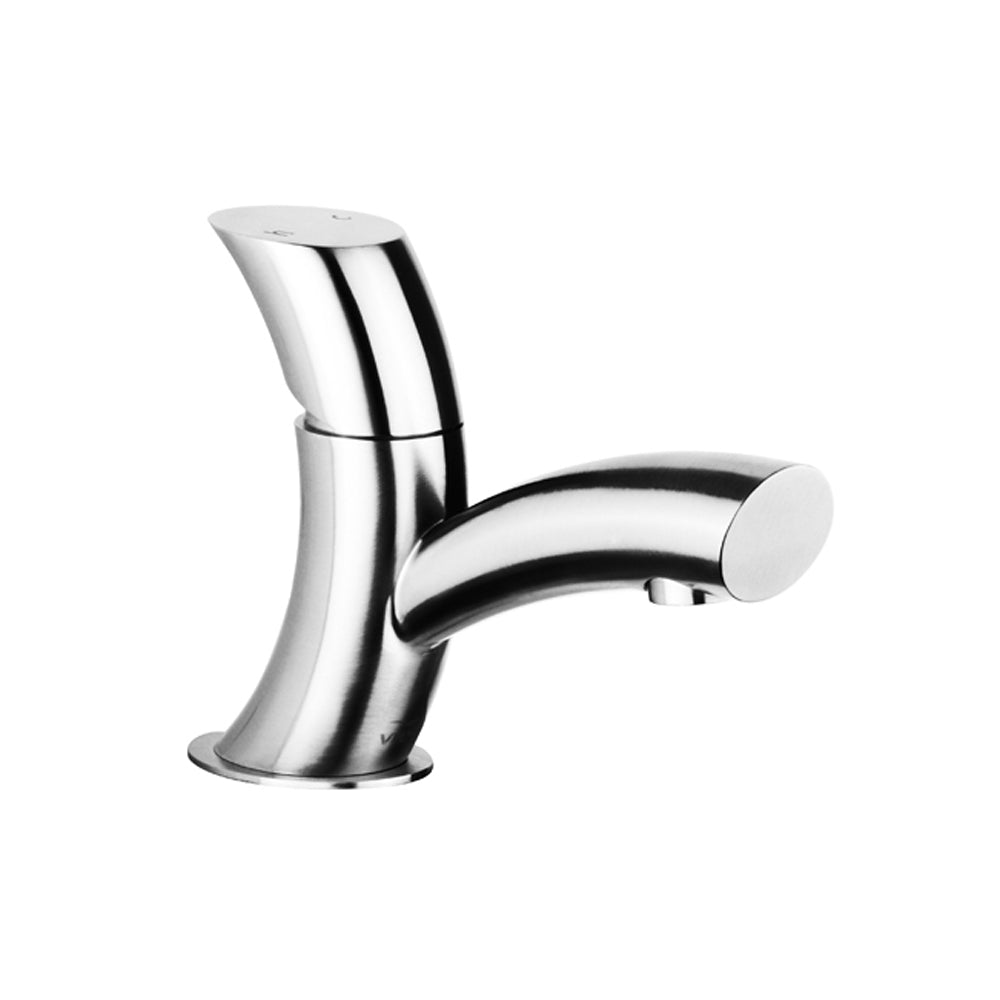 VRH Radian Basin Mixer with Inlet Hoses P200181
