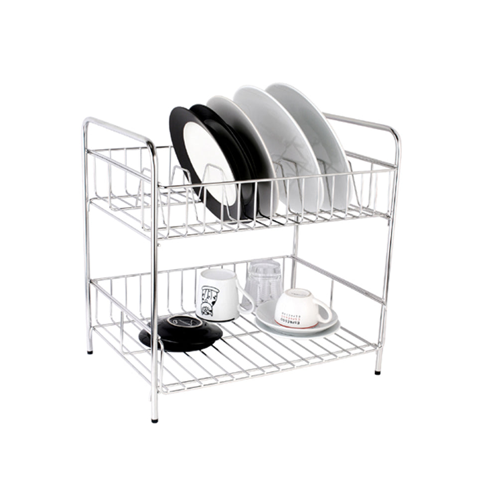 VRH 2-Tiered Dish Rack 410 x 300 x 410mm W106