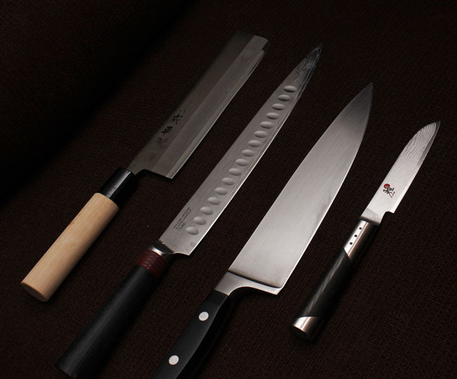 various knife for mohs scale blog